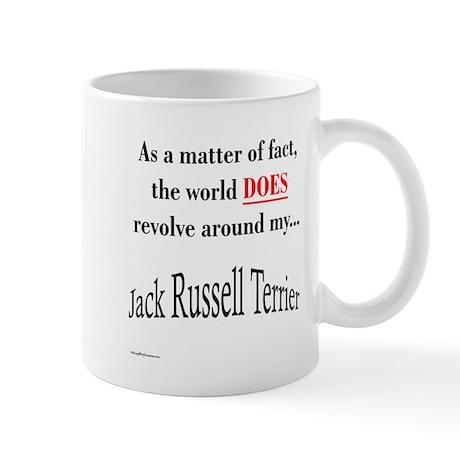 Jack Russell World Mug