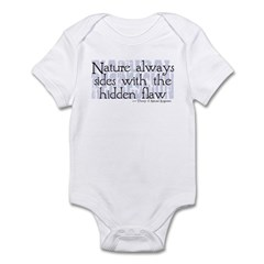Natural Regression Infant Bodysuit