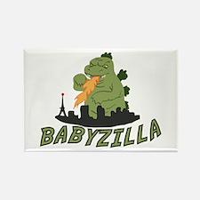 Babyzilla Magnets