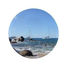 "BVI Sailing Boats 3.5"" Button"
