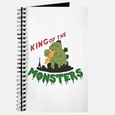 King of the Monsters Journal