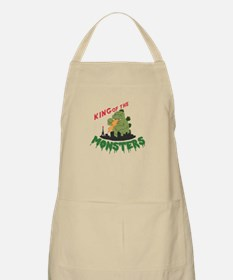 King of the Monsters Apron