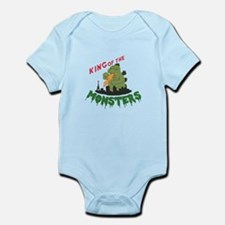King of the Monsters Body Suit