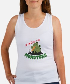 King of the Monsters Tank Top
