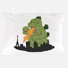 Fire Breather Pillow Case