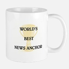 NEWS ANCHOR Mug