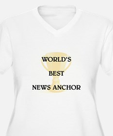 NEWS ANCHOR T-Shirt