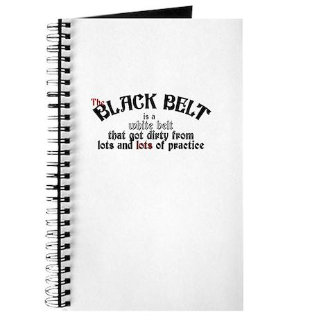 The Black Belt Is Journal