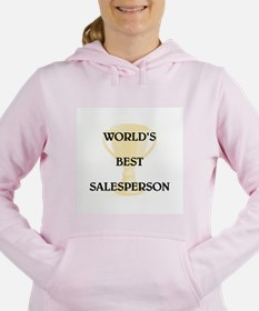 SALESPERSON Women's Hooded Sweatshirt