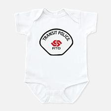 SC RTD Police Infant Bodysuit