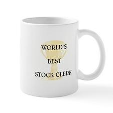 STOCK CLERK Mug