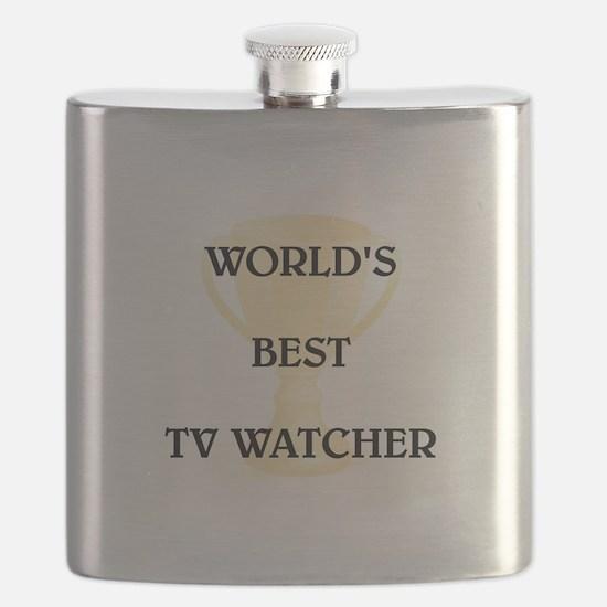 TV WATCHER Flask
