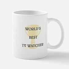 TV WATCHER Small Small Mug