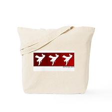 Red Box Capoeira Tote Bag