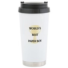 PAPER BOY Travel Mug