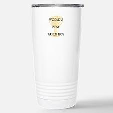 PAPER BOY Travel Mug