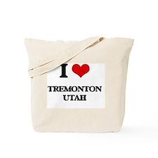 I love Tremonton Utah Tote Bag