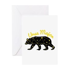 Ursa MAjor Greeting Cards
