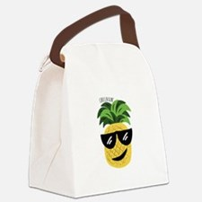 Chilaxin Canvas Lunch Bag