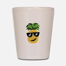 Funky Pineapple Shot Glass