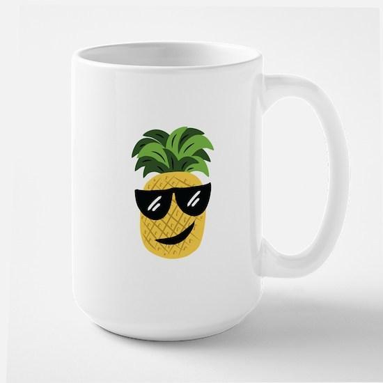 Funky Pineapple Mugs