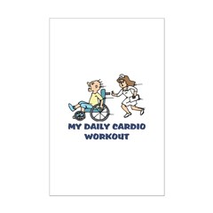 Humorous gifts for nurses Posters