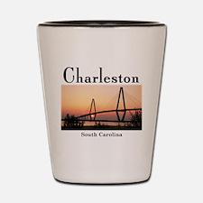 Charleston Shot Glass