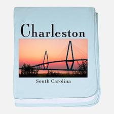 Charleston baby blanket