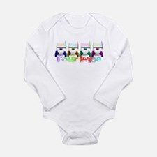 Cool Sprint Long Sleeve Infant Bodysuit