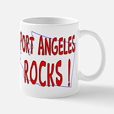 Port Angeles Rocks ! Mug