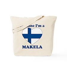 Makela, Valentine's Day Tote Bag