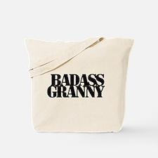 Badass Granny Tote Bag