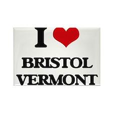 I love Bristol Vermont Magnets
