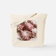 Antique Strawflowers Tote Bag