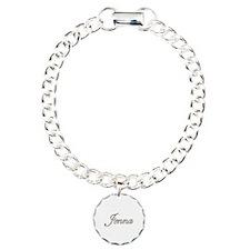 Gold Jenna Bracelet