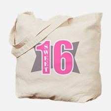 Sweet 16 (Abstract) Tote Bag