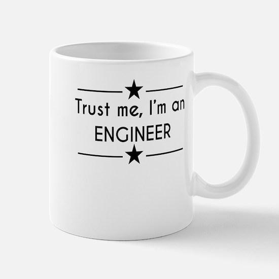 Trust Me Im An Engineer Mugs