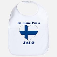 Jalo, Valentine's Day Bib