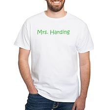 Mrs. Harding Shirt