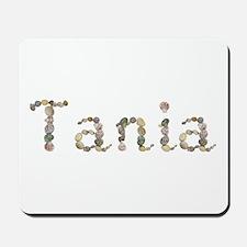 Tania Seashells Mousepad