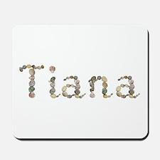 Tiana Seashells Mousepad