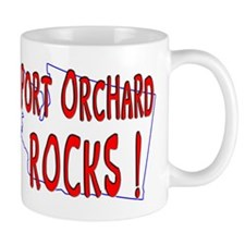Port Orchard Rocks ! Mug