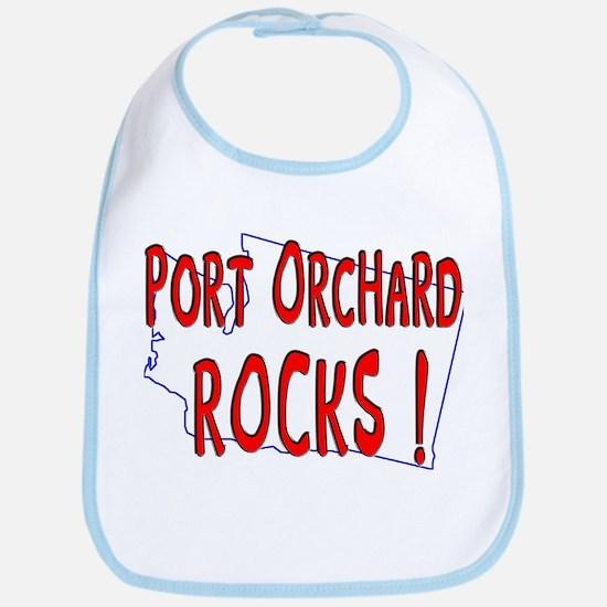 Port Orchard Rocks ! Bib