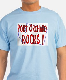 Port Orchard Rocks ! T-Shirt
