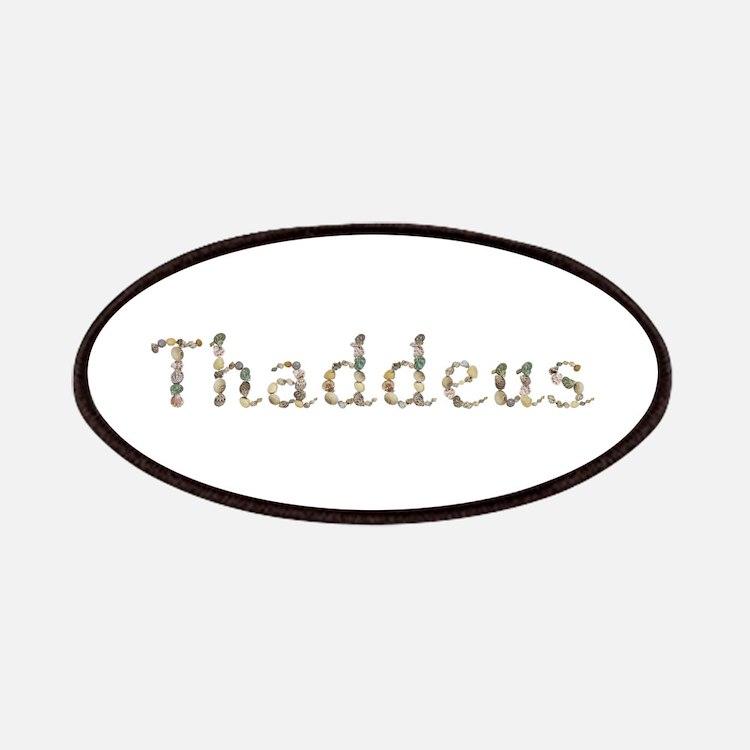 Thaddeus Seashells Patch