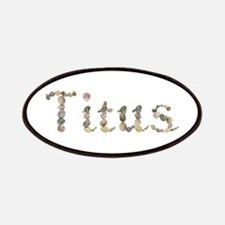Titus Seashells Patch