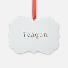 Teagan Seashells Ornament