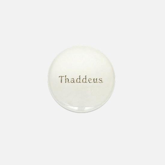 Thaddeus Seashells Mini Button