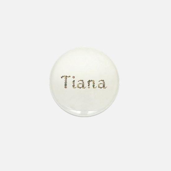 Tiana Seashells Mini Button