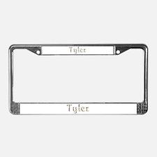 Tyler Seashells License Plate Frame